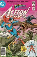 Action Comics (1938 DC) Mark Jewelers 516MJ