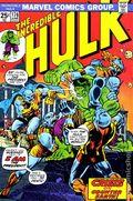 Incredible Hulk (1962-1999 1st Series) Mark Jewelers 176MJ