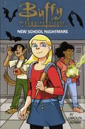 Buffy the Vampire Slayer New School Nightmare HC (2018 LBC) 1-1ST