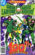 Green Lantern (1960-1988 1st Series DC) Mark Jewelers 100MJ