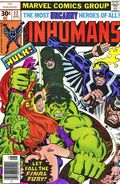 Inhumans (1975 1st Series) 12