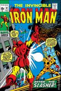 Iron Man (1968 1st Series) Mark Jewelers 41MJ