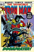 Iron Man (1968 1st Series) Mark Jewelers 43MJ