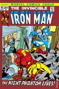 Iron Man (1968 1st Series) Mark Jewelers 44MJ