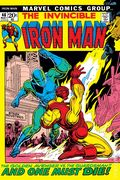 Iron Man (1968 1st Series) Mark Jewelers 46MJ