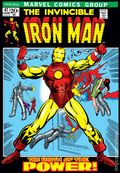 Iron Man (1968 1st Series) Mark Jewelers 47MJ
