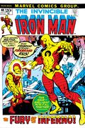 Iron Man (1968 1st Series) Mark Jewelers 48MJ