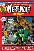 Werewolf by Night (1972 1st Series) 1