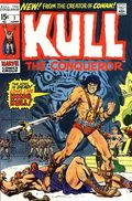 Kull the Conqueror (1971 1st Series) 1