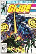 GI Joe (1982 Marvel) 3REP.2ND