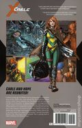 Cable TPB (2017-2018 Marvel) By Robinson, Brisson, Thompson and Nadler 3-1ST