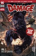 Damage TPB (2018- DC) The New Age of Heroes 1-1ST