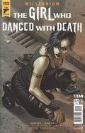 Girl Who Danced With Death Millenium Saga (2018 Titan) 2A