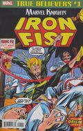 True Believers Iron Fist By Thomas and Kane (2018) 1