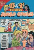 B and V Friends Double Digest (2010 Archie) 264