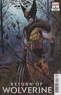 Return of Wolverine (2018 Marvel) 1I