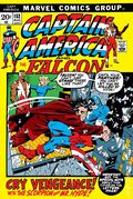 Captain America (1968 1st Series) National Diamond 152NDS