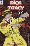 Dick Tracy Dead or Alive (2018 IDW) 1A