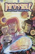 Impossible Inc (2018 IDW) 1