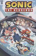 Sonic The Hedgehog (2018 IDW) 9RI
