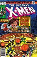 Uncanny X-Men (1963 1st Series) Mark Jewelers 123MJ