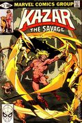 Ka-Zar the Savage (1981 Marvel) 2