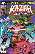 Ka-Zar the Savage (1981 Marvel) 3