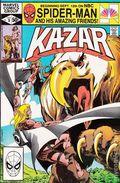 Ka-Zar the Savage (1981) 9