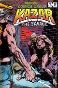 Ka-Zar the Savage (1981) 19