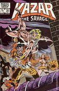 Ka-Zar the Savage (1981) 20