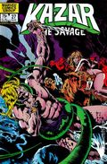 Ka-Zar the Savage (1981) 27