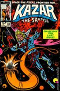 Ka-Zar the Savage (1981 Marvel) 34
