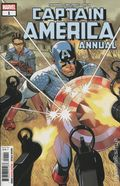 Captain America (2018 9th Series) Annual 1A