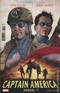 Captain America (2018 9th Series) Annual 1B