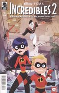 Incredibles 2 Crisis Midlife and Other Stories (2018 Dark Horse) 3A