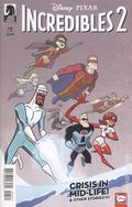 Incredibles 2 Crisis Midlife and Other Stories (2018 Dark Horse) 3B