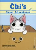 Chi's Sweet Adventures GN (2018 Vertical Comics) 1-1ST