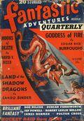 Fantastic Adventures Quarterly (1941-1951 Ziff-Davis Publishing) Pulp Vol. 1 #1