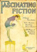 Fascinating Fiction (1917 Les Boulevards Publishing) Pulp 1st Series 191703