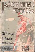 Fascinating Fiction (1917 Les Boulevards Publishing) Pulp 1st Series 191709