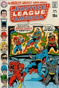 Justice League of America (1960 1st Series) 82