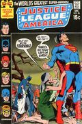 Justice League of America (1960 1st Series) 86