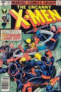 Uncanny X-Men (1963 1st Series) Mark Jewelers 133MJ
