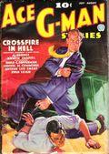 Ace G-Man Stories (1936-1943 Popular Publications) Pulp Vol. 1 #2