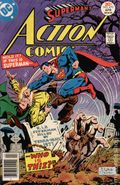 Action Comics (1938 DC) Mark Jewelers 470MJ