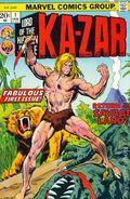 Ka-Zar (1974 2nd Series) 1