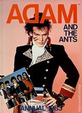 Adam and the Ants Annual HC (1983 Stafford Pemberton) 1983