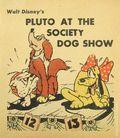 Walt Disney's Pluto at the Society Dog Show (1939 Whitman Penny Books) 0
