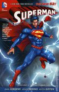 Superman TPB (2013-2015 DC Comics The New 52) 2-REP