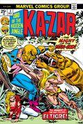 Ka-Zar (1974 2nd Series) 3